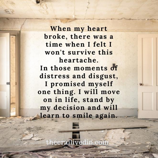 #heartache