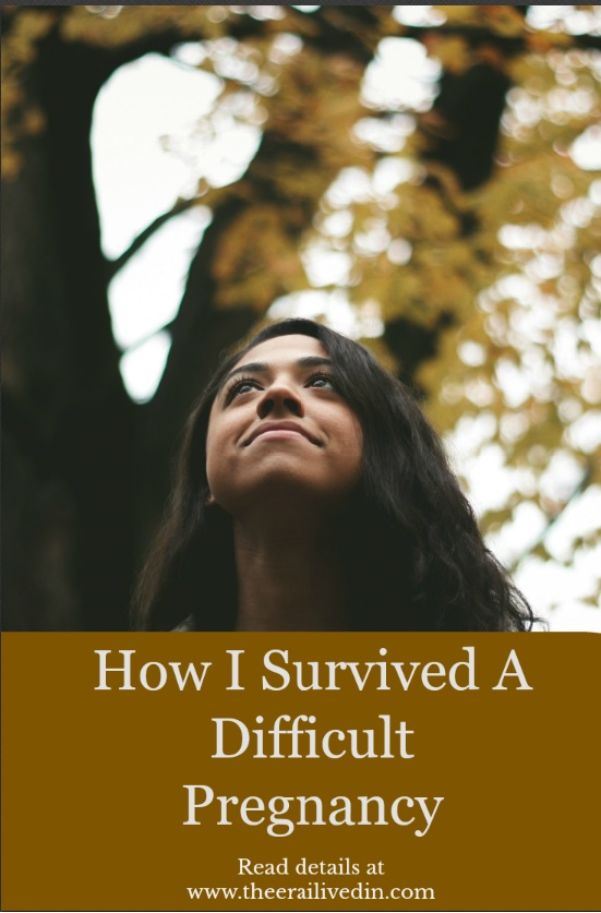 How I Survived A Difficult Pregnancy: My Survival Guide
