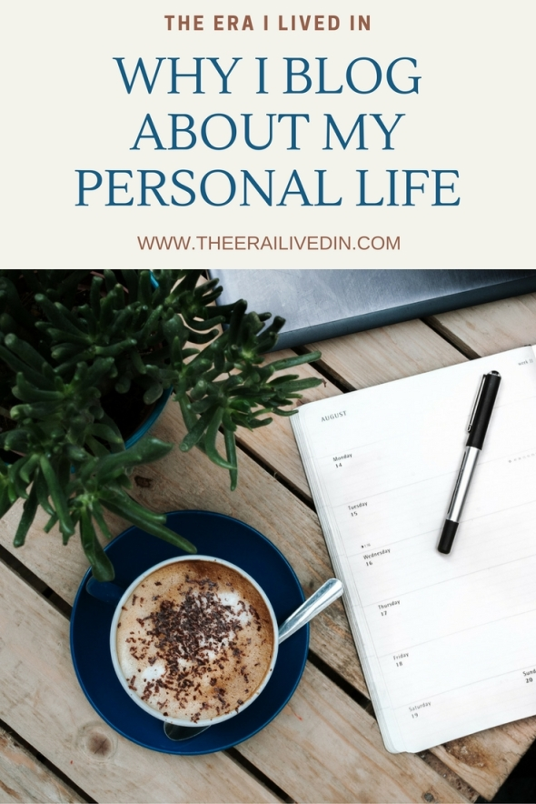 Why I Blog About my Personal Life-2