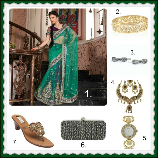 Go Green this Festive Season – Sizzle, shine & sparkle!