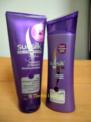 Sunsilk Perfect Straight Shampoo & Conditioner