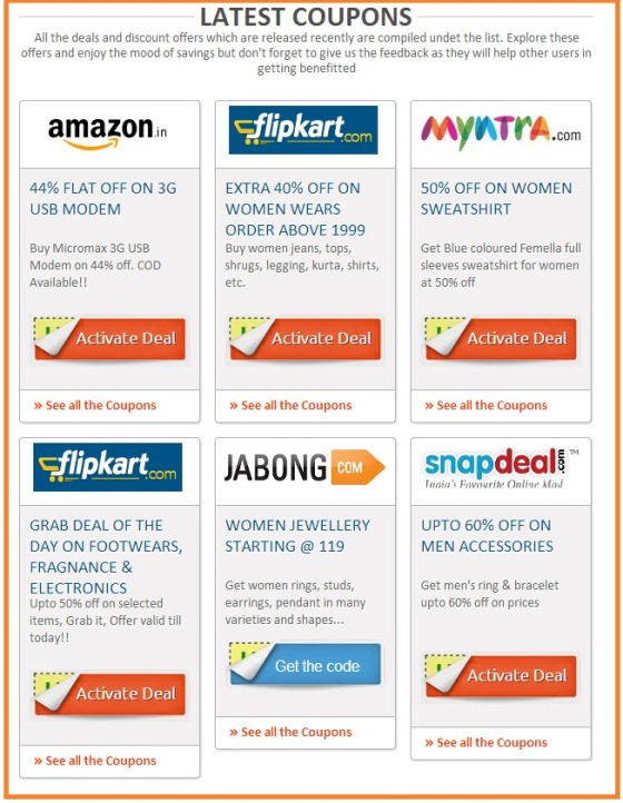 Latest Coupons-1