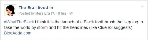 WTB - Facebook status-1
