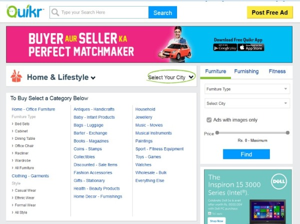 Quikr - Home & lifestyle.1