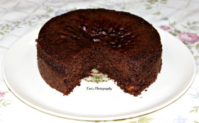 Chocolate walnut cake (edited)
