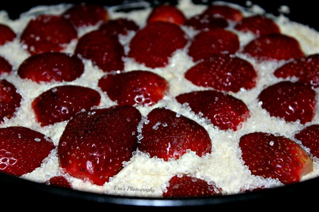 Strawberries in oven (edited)