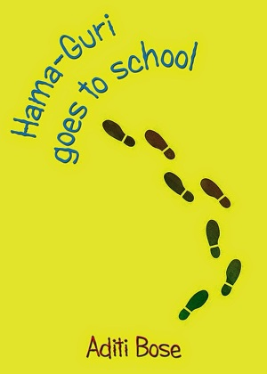 Hama Guri Goes to School Front Cover