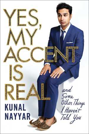 Yes, My Accent is Real - front cover