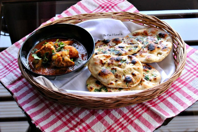 Garlic Naan - The Era I Lived In