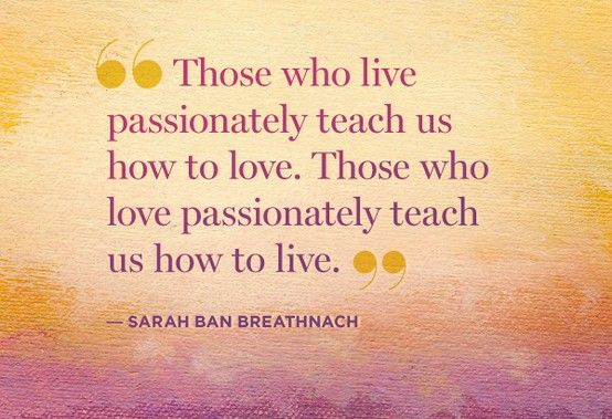 Passion - Quote