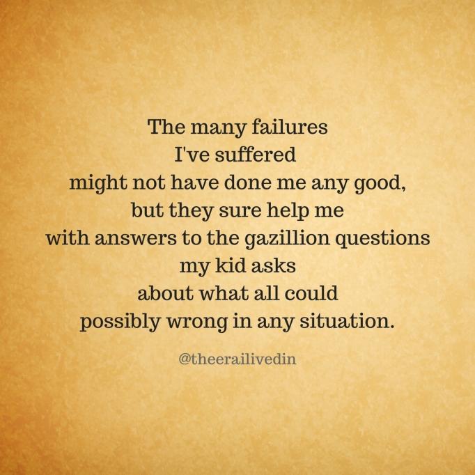 #Failures