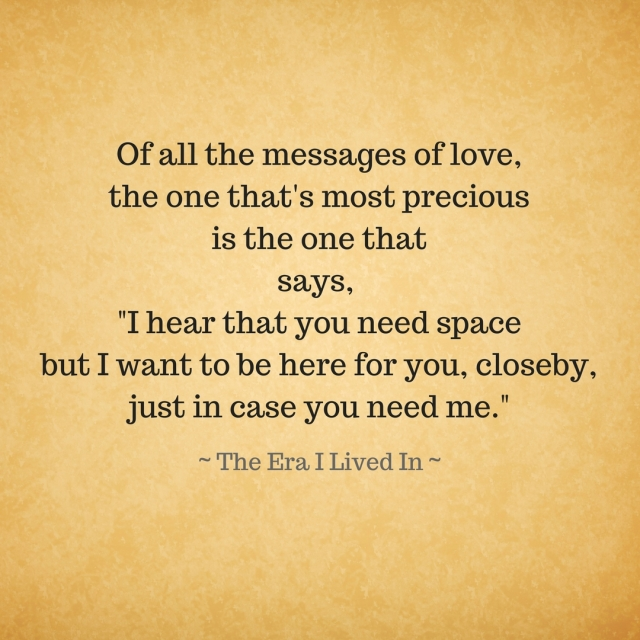 #messageoflove