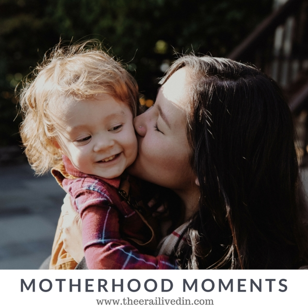 Motherhood moments