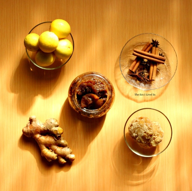 Sweet & Sour Lemon Pickle - Read the full recipe on the blog!