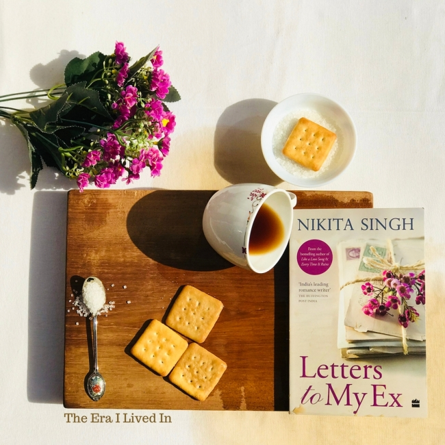 Letters to My Ex by Nikita Singh - #bookreview