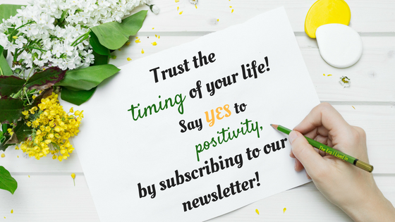 Subscribe to the personal development newsletter by The Era I Lived In