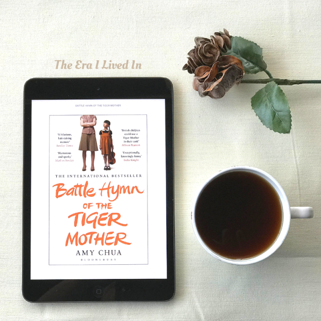 A detailed book review of the parenting memoir of a strict mom, Battle Hymn Of The Tiger Mother by Amy Chua. Here I share the quotes and the lessons learnt from this must-read book for everyone. #theerailivedin #bookreview