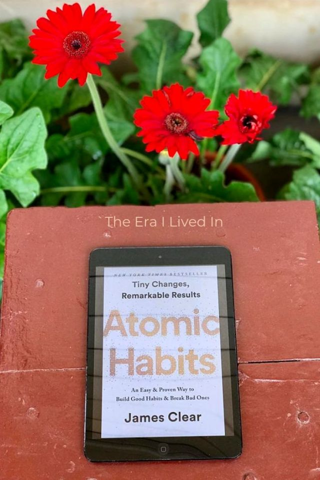 Atomic Habits BookReview