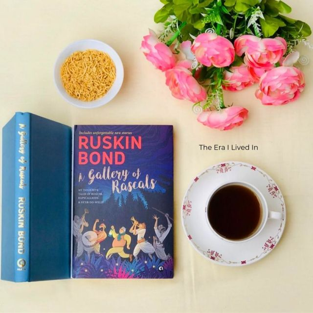A Gallery of Rascals by Ruskin Bond #BookReview #theerailivedin #shortstories #fiction