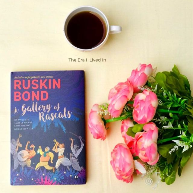 Do you believe that the villains and crooks make up the real charm of every story? Then this balmy, quick-paced, Ruskin Bond entertainer, is what you need to read!#BookReview #theerailivedin #shortstories #fiction